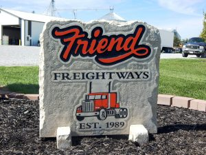 Friend Freightways Friend, Nebraska